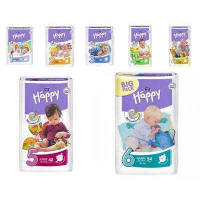 Детски памперси Happy